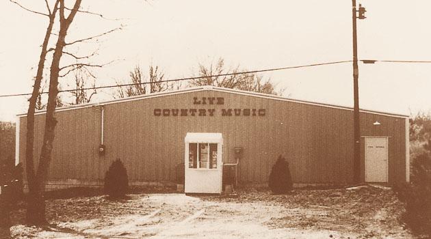 Original Building 1967 1 - Dream sparks 50 plus fantastic years of Presley memories for Branson audiences