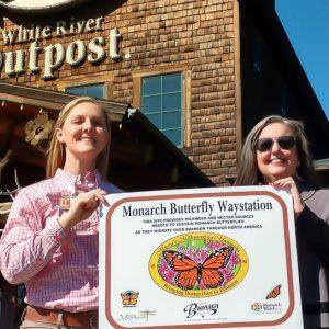 "untitled 2 1 300x300 - Bass Pro Shops Monarch Butterfly restoration project certified as ""Mayors Monarch Garden"""