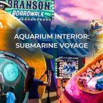 Branson Missouri Aquarium Interior: Submarine Voyage