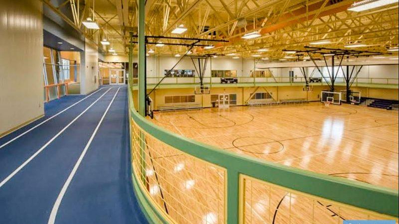 1903122 RecPlex Gymnasium Floor Walking Track NOP 800x450 - RecPlex Gymnasium Floor Gets Refinishing on Steroids