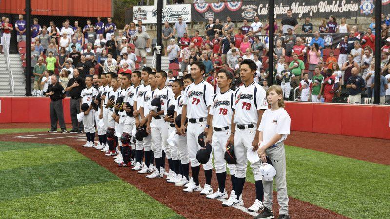 190510 Cal Ripken World Series Ball Parks American Japan Pre Game NOP 800x450 - Ballparks of America will host Cal Ripken World Series through 2022