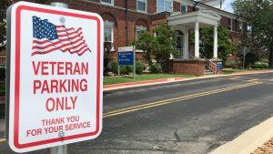 VeteransParking 300x169 - Cox Medical Center Branson adds VIP parking for Veterans
