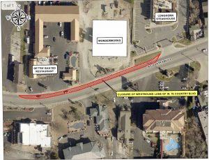 "200206 Hwy 76 closure 2020 Gettin Basted 300x229 - Temporary Hwy. 76 daylight hours lane closure near ""Wonderworks"""